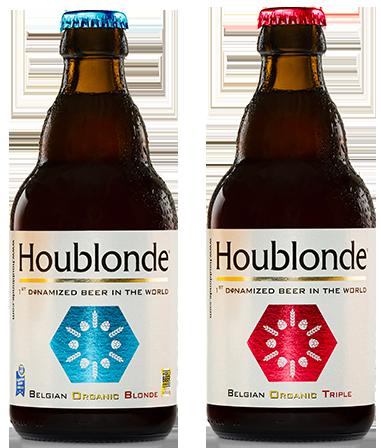 Houblonde Organic Blonde & Triple